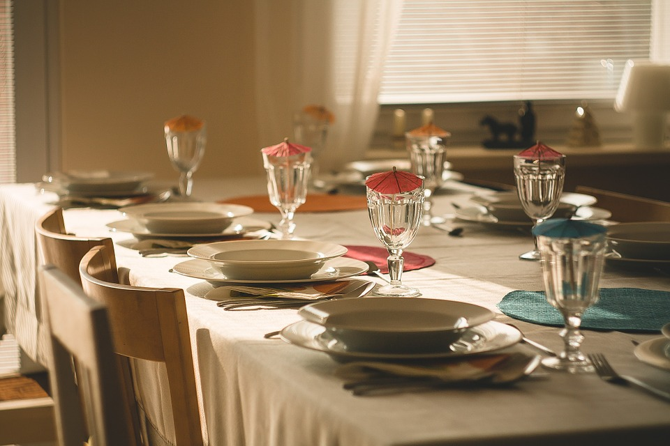 dîner chez l'habitant