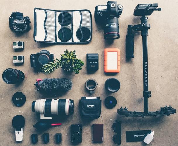 Qu'offrir à un apprenti photographe ?