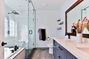 Salle de bain rénover
